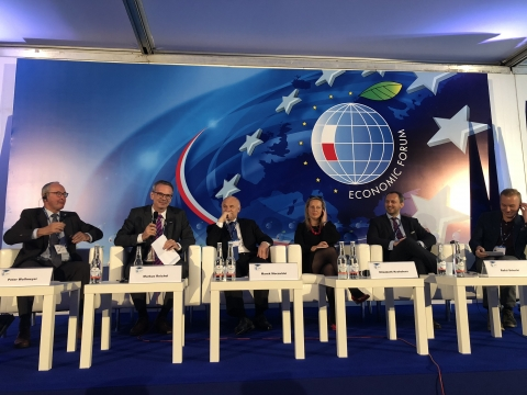 28. Krynica Economic Forum